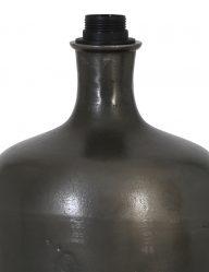 Industrieller-Vasenlampensockel-Schwarz-2072ZW-1