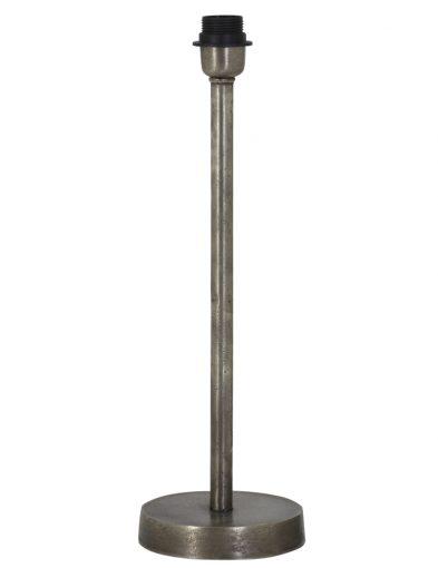 Industrieller dunkler Stahllampensockel-2070ZW
