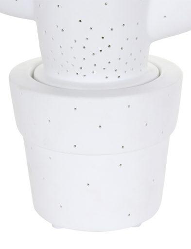 Keramik-Kaktus-Tischlampe-Weiß-1718W-3