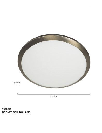 Klassische-Deckenleuchte-bronze-2336BR-1