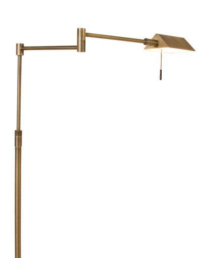 Klassische Stehleuchte LED Bronze-1486BR