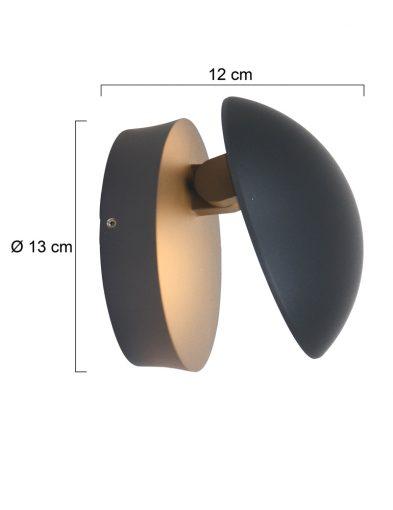 Kleine-Außenlampe-1696ZW-4