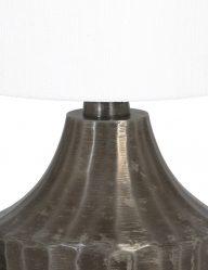 Kleine-Tischleuchte-mit-Weiße-Schirm-9294ZW-1