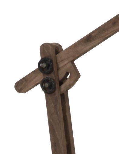 Ländliche-Stehlampe-aus-Holz-mit-Schwarzem-Schirm-2089ZW-3