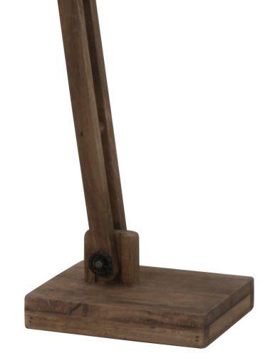 Ländliche-Stehlampe-aus-Holz-mit-Schwarzem-Schirm-2089ZW-4