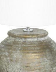 Lampe-mit-Fuß-aus-Stein-9190BR-1