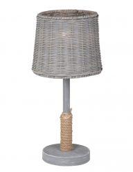 Lampe mit Seil-1613GR