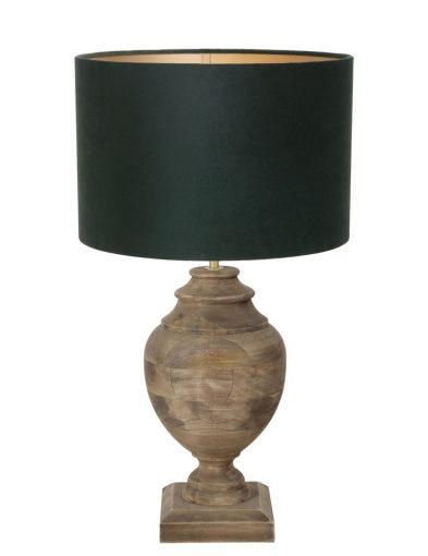 Lampenfuß aus Holz-9991B