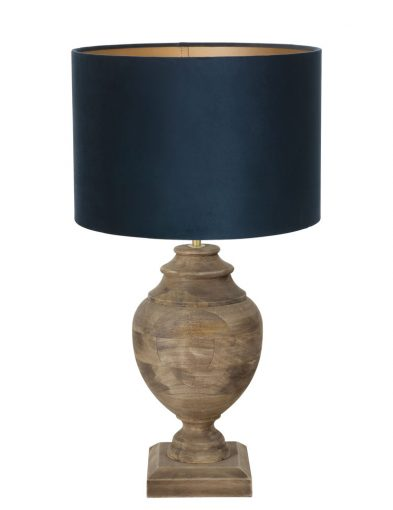Lampenfuß aus Holz-9992B