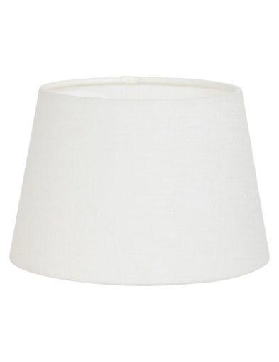 Lampenschirm grau leinen-K3261RS