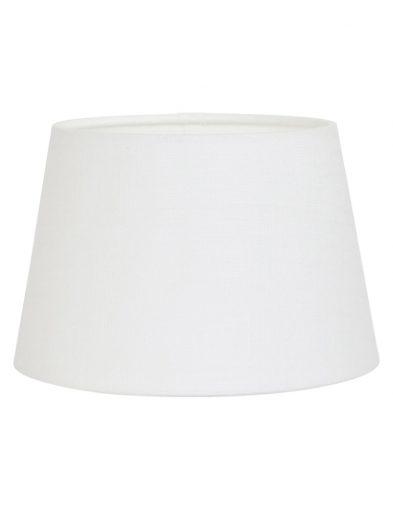 Lampenschirm leinen weiß-K3261QS