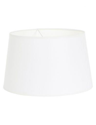 Lampenschirm weiß klein-K10072S