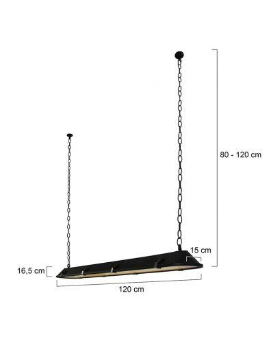 Lange-Esstischlampe-Schwarz-1571ZW-6