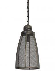 Lange Lampe aus Bronze-1981BR
