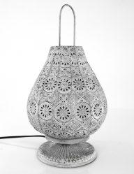 Laternentrio-Beleuchtung-mit-Blumenmuster-Jasmin-Silber-1067GR-1