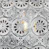 Laternentrio-Beleuchtung-mit-Blumenmuster-Jasmin-Silber-1067GR-5