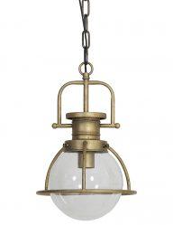 Leichte Industrie-Lampe Bronze-1783BR