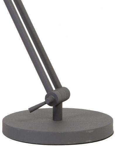 MattGraue-Tischleuchte-verstellbar-1948GR-3