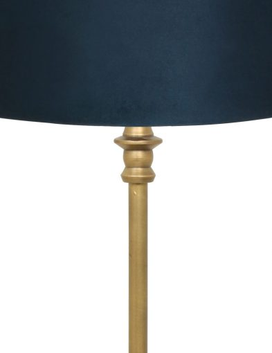 Messinglampe-9968BR-1