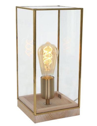 Metall Windlicht-1684ME