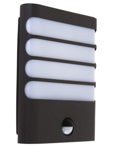 Moderne-Außenlampe-von-Philips-Waschbär-Schwarz-1466A-3