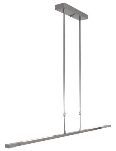 Moderne-Hängelampe-LED-Stahlfarben-1482ST-1