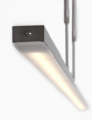 Moderne-Hängelampe-LED-Stahlfarben-1482ST-2