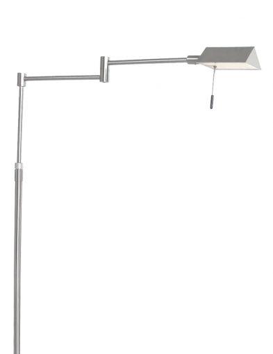 Moderne Leseleuchte LED Stahl-1486ST