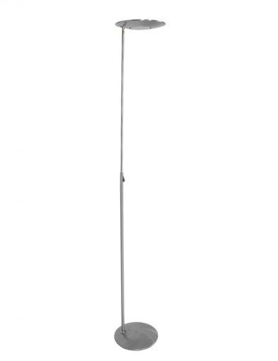 Moderne-Stehleuchte-Stahlfarben-1477ST-1