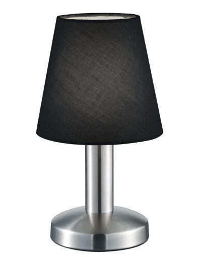 Moderne Tischlampe Schwarz-1826ST