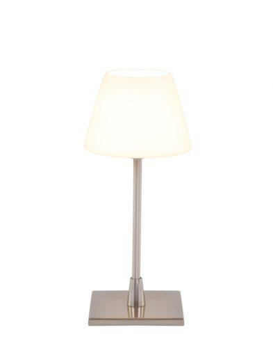 Moderne Tischleuchte LED Stahl-1478ST