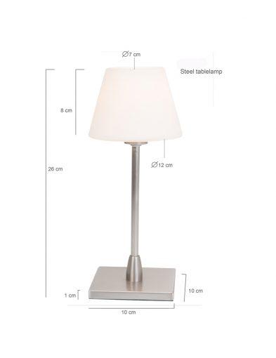 Moderne-Tischleuchte-LED-Stahl-1478ST-4