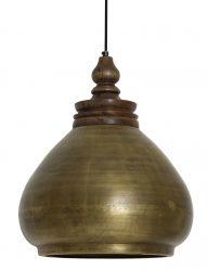 Orientalische Lampe aus Bronze-2009BR