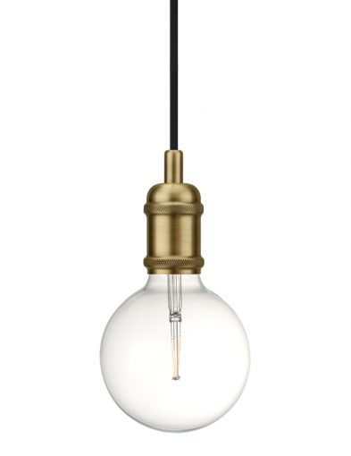 Pendelleuchte gold glas-2145ME