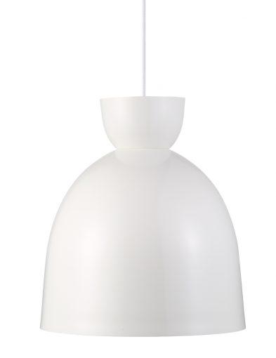 Pendelleuchte metall weiß-2161W