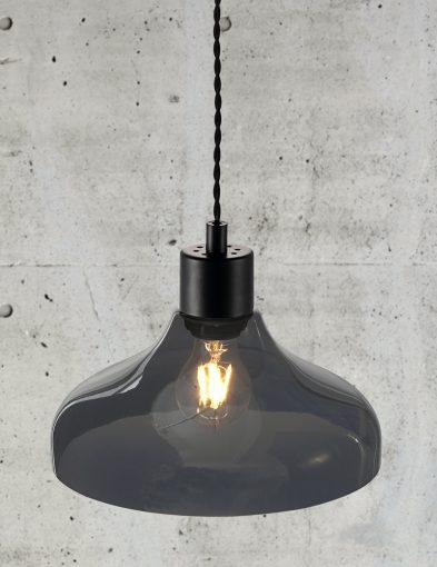 Pendelleuchte-schwarz-glas-retro-2139ZW-6