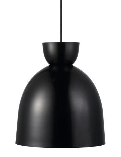 Pendelleuchte vintage schwarz-2162ZW