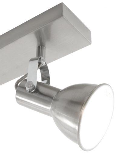 Praktische-2-flammige-Deckenstrahler-Stahlfarben-1429ST-2