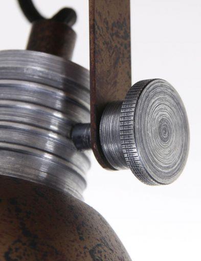 Praktische-2-flammige-Leuchte-Braun-1534B-3