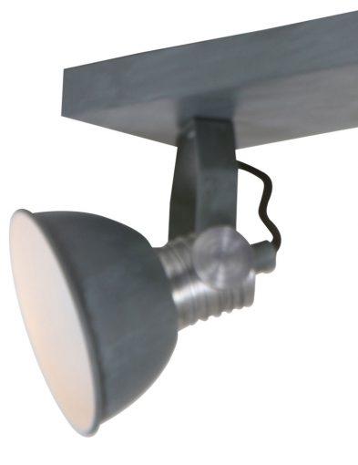 Praktische-2-flammige-Leuchte-Braun-1534GR-3