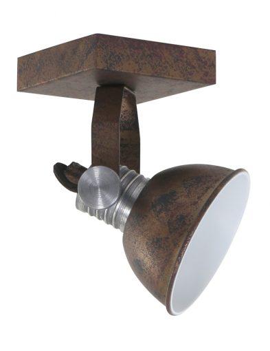 Praktischer-Deckenspot-Braun-1533B-1
