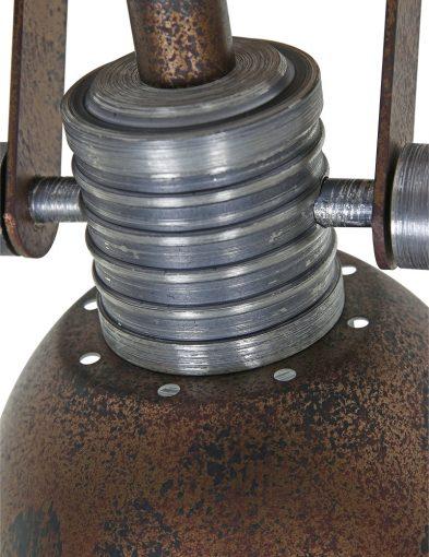 Praktischer-Deckenspot-Braun-1533B-2