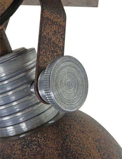 Praktischer-Deckenspot-Braun-1533B-3