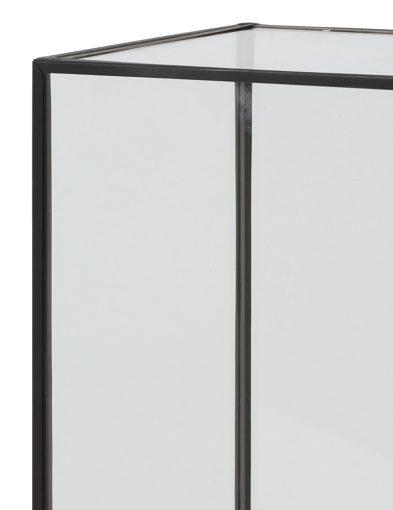 Rechteckige-Tischlampe-Schwarz-mit-Glas-1940ZW-1