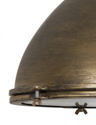 Robuste-Hängelampe-Bronze-mit-Glas-1753BR-1