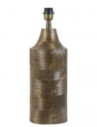 Robuster zylindrischer Lampensockel aus Bronze-2064BR