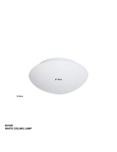 Runde-Deckenleuchte-Weiß-6016W-1