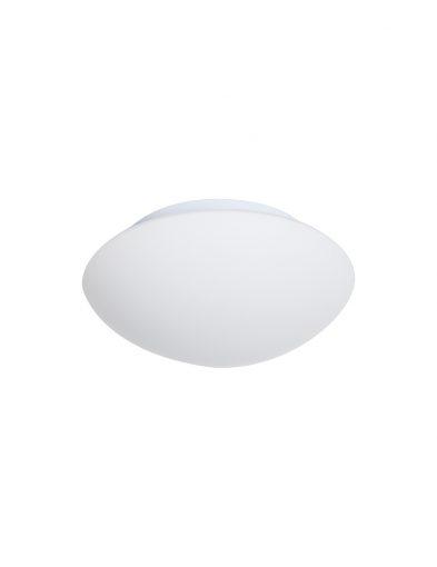 Runde Deckenleuchte Weiß-6016W