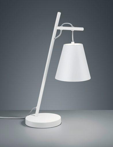 Schräge-Tischleuchte-Weiß-1656W-1