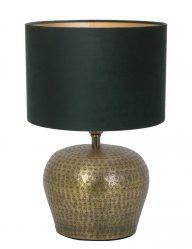 Schreibtischlampe im antiken Bronze-Look-9970BR